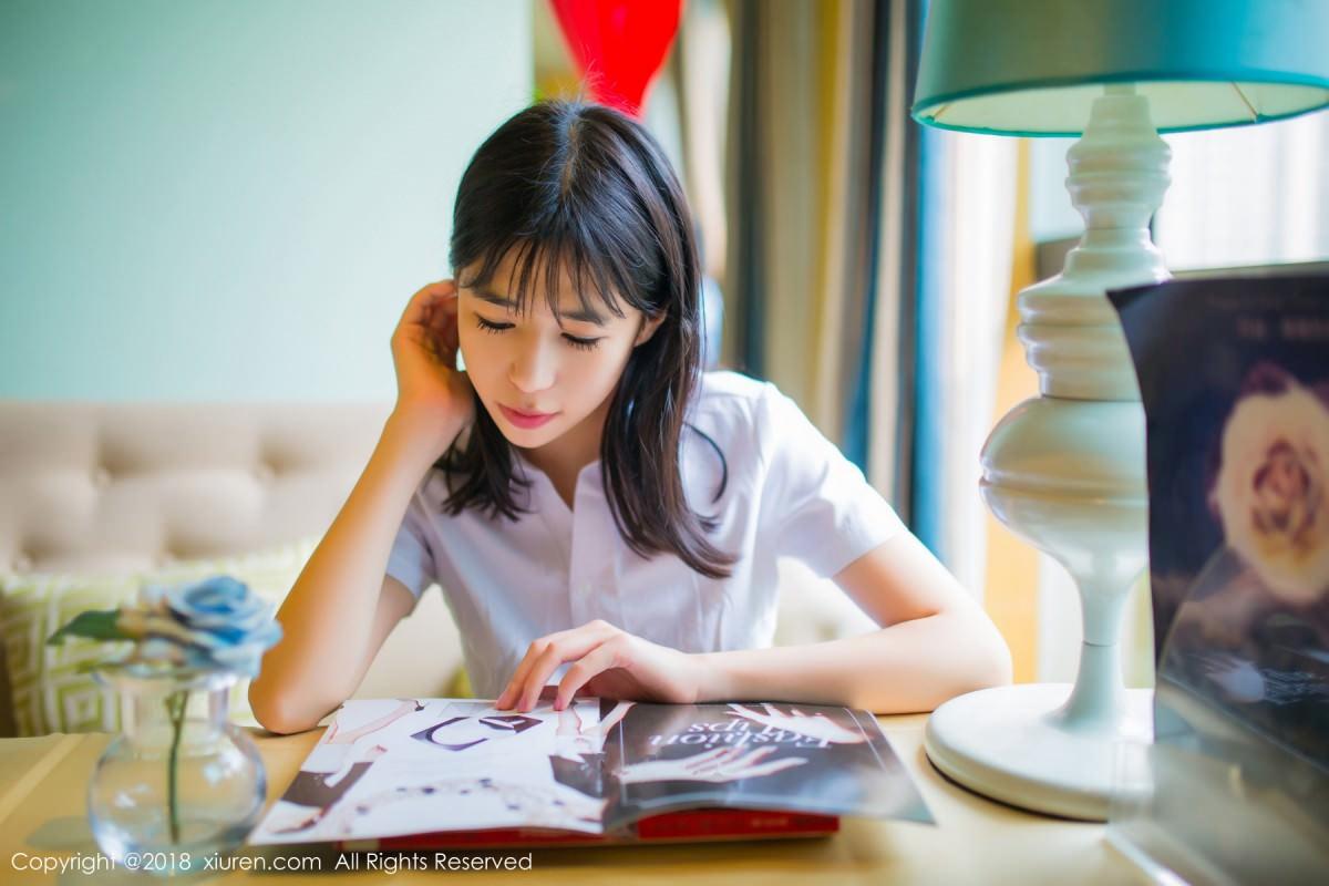 XiuRen No.1014 42P, Ai Li Li, Xiuren, You You Jiang