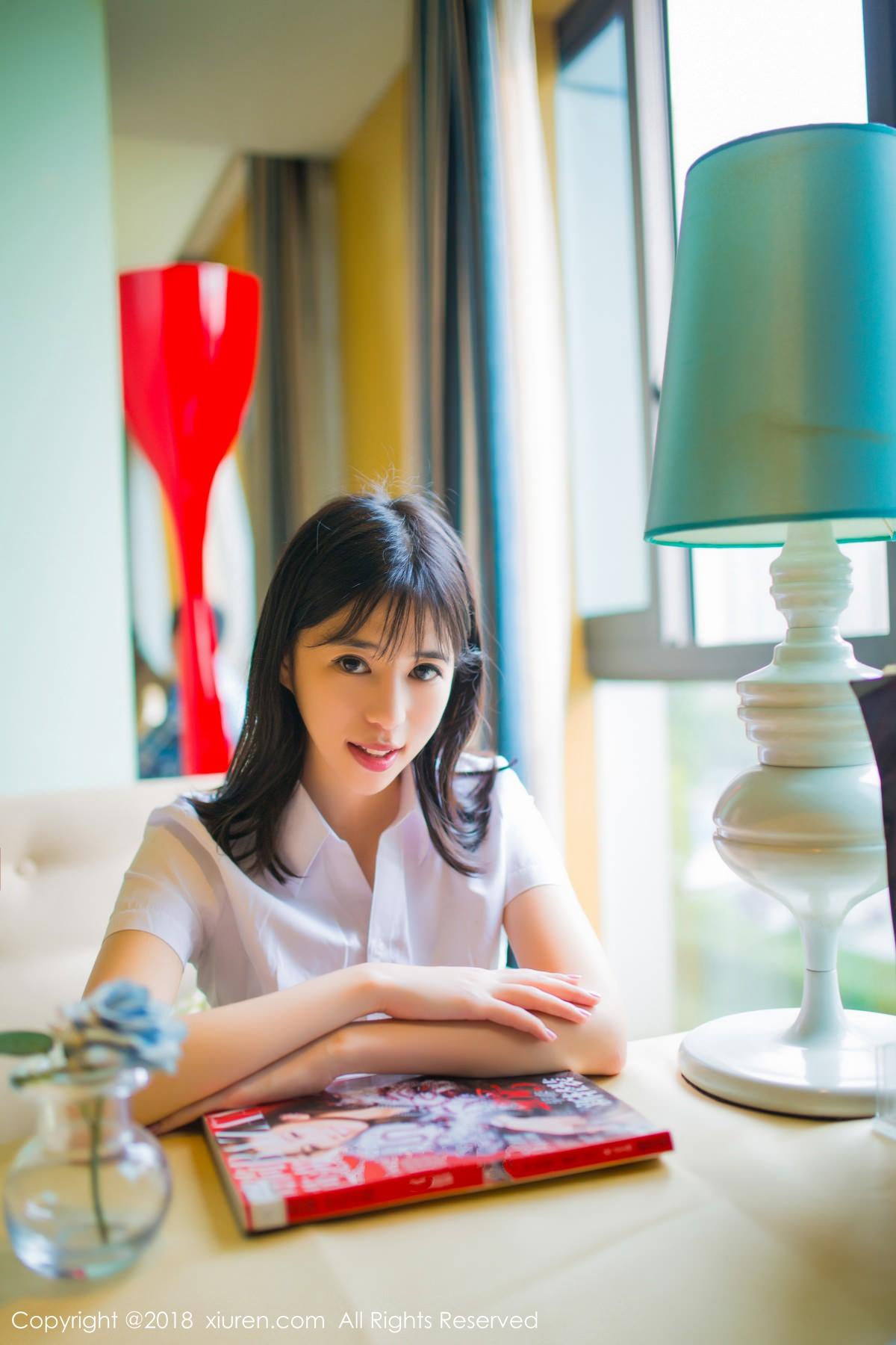 XiuRen No.1014 43P, Ai Li Li, Xiuren, You You Jiang