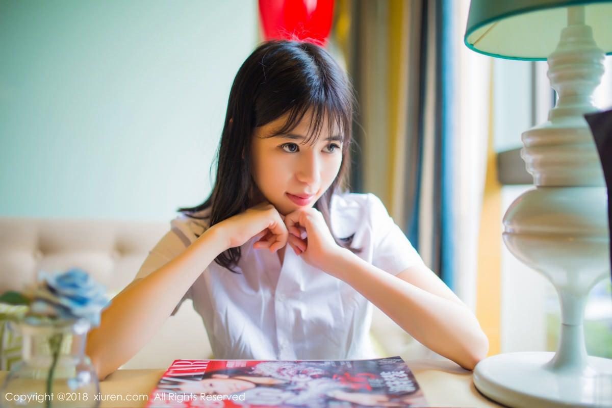 XiuRen No.1014 44P, Ai Li Li, Xiuren, You You Jiang