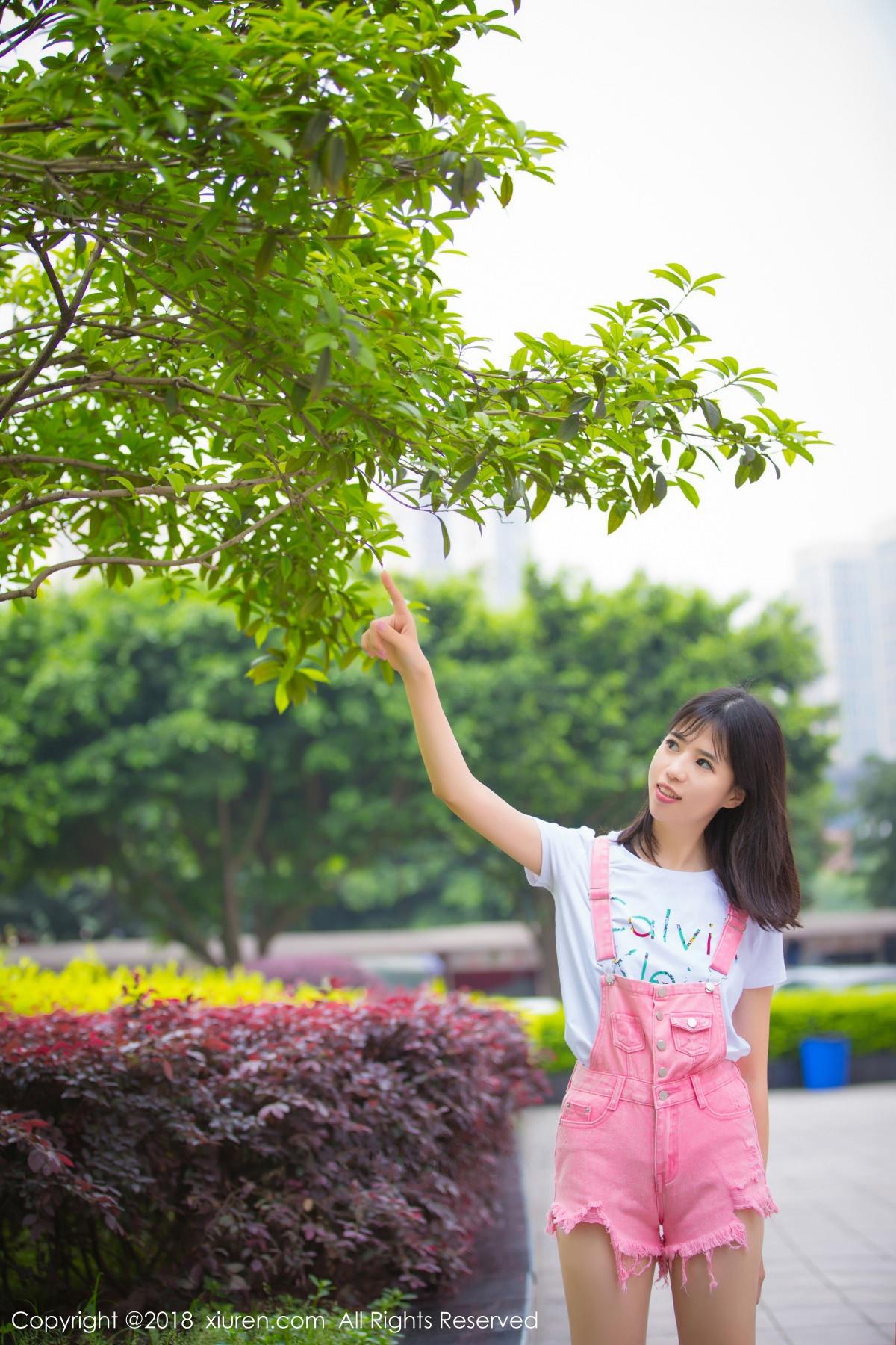 XiuRen No.1026 15P, Ai Li Li, Xiuren