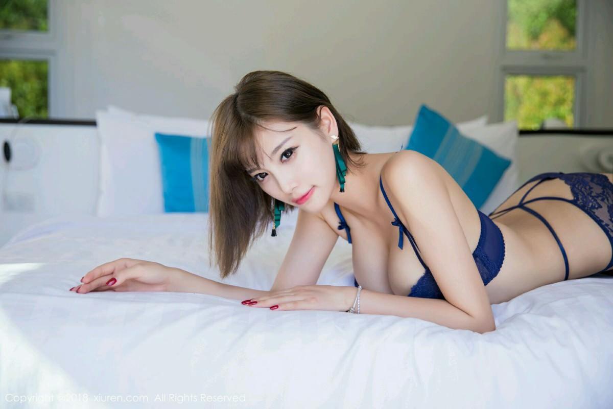 XiuRen No.1039 4P, Xiuren, Yang Chen Chen