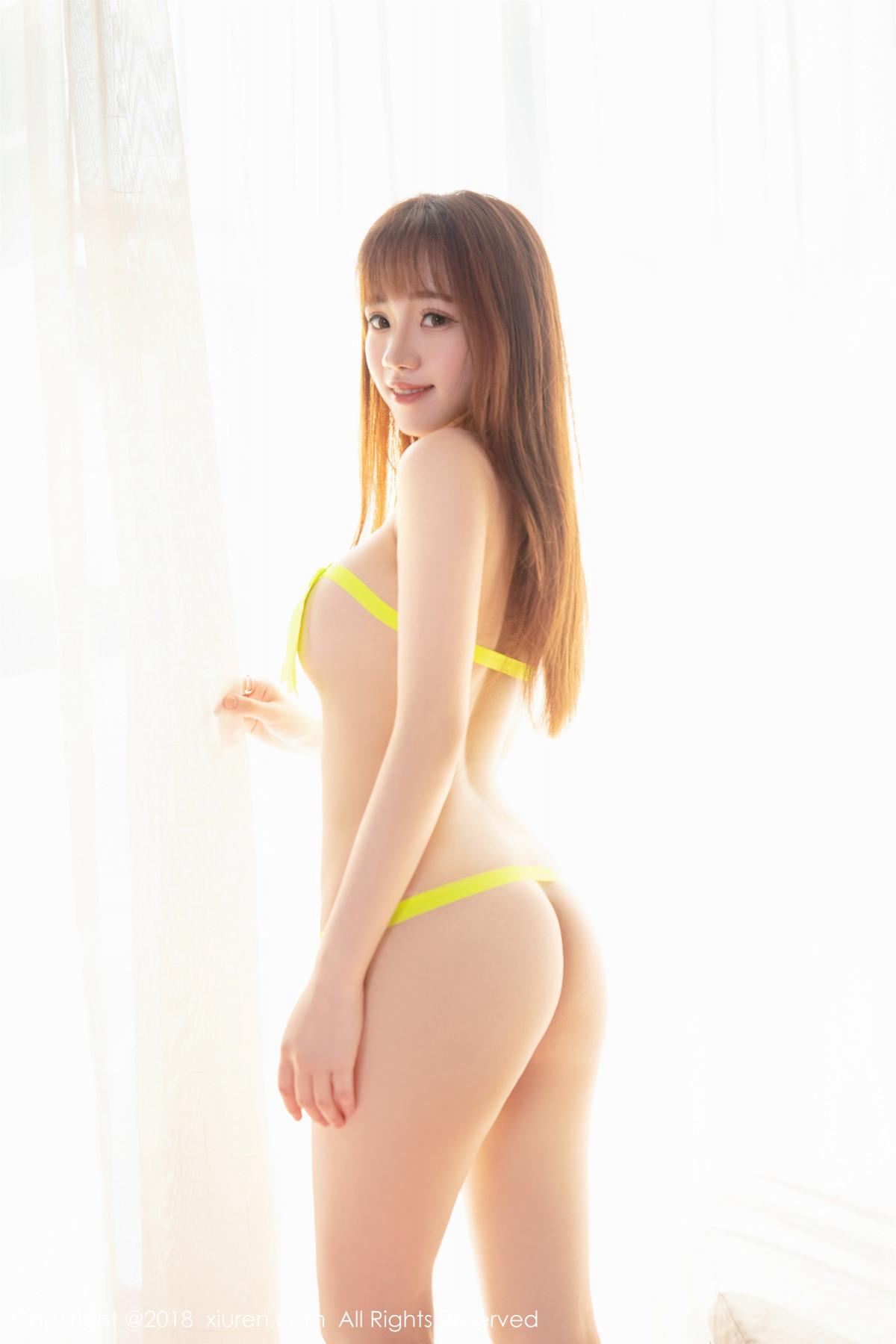 XiuRen No.1042 3P, Baby Jia Yin, Xiuren