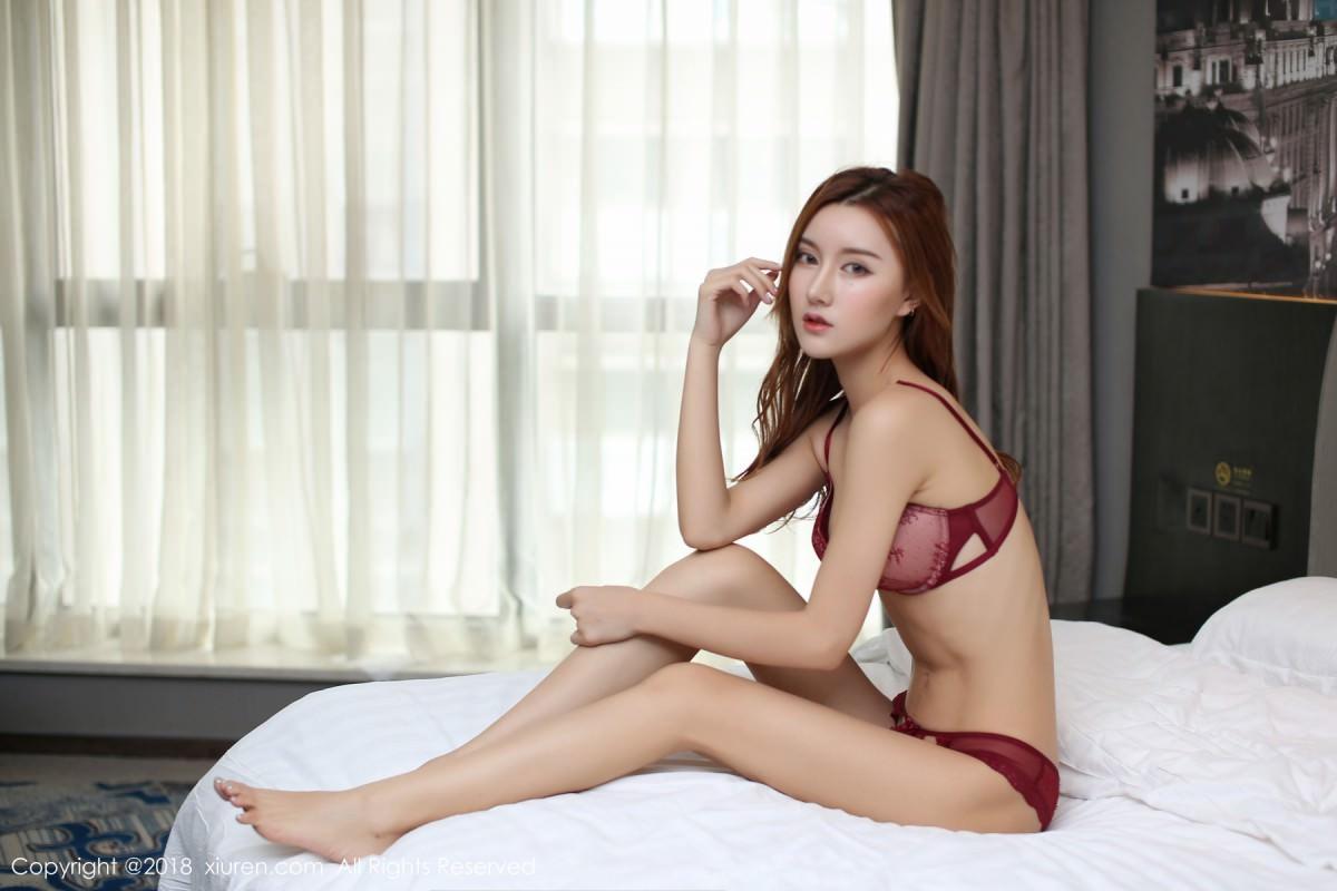XiuRen No.1044 12P, Ji Meng, Xiuren