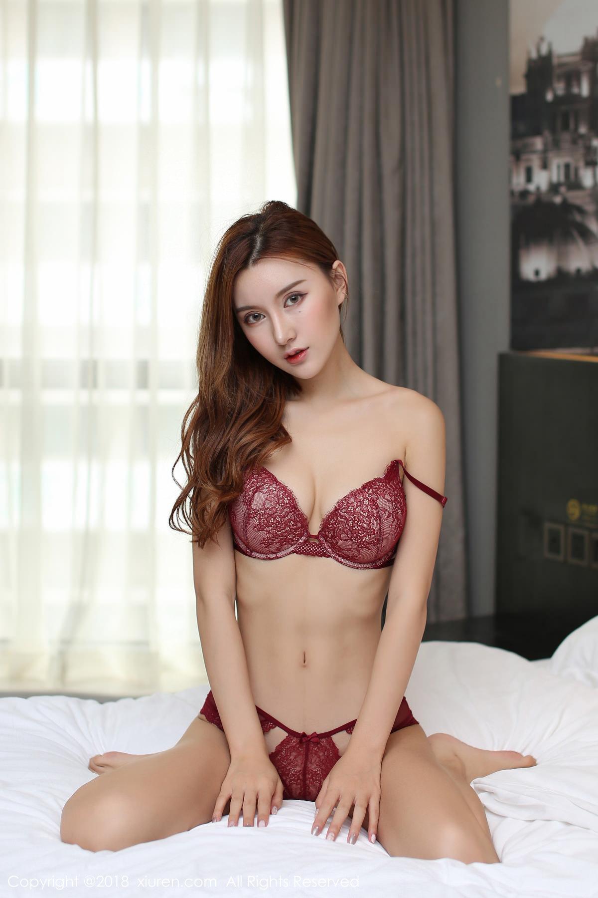 XiuRen No.1044 16P, Ji Meng, Xiuren