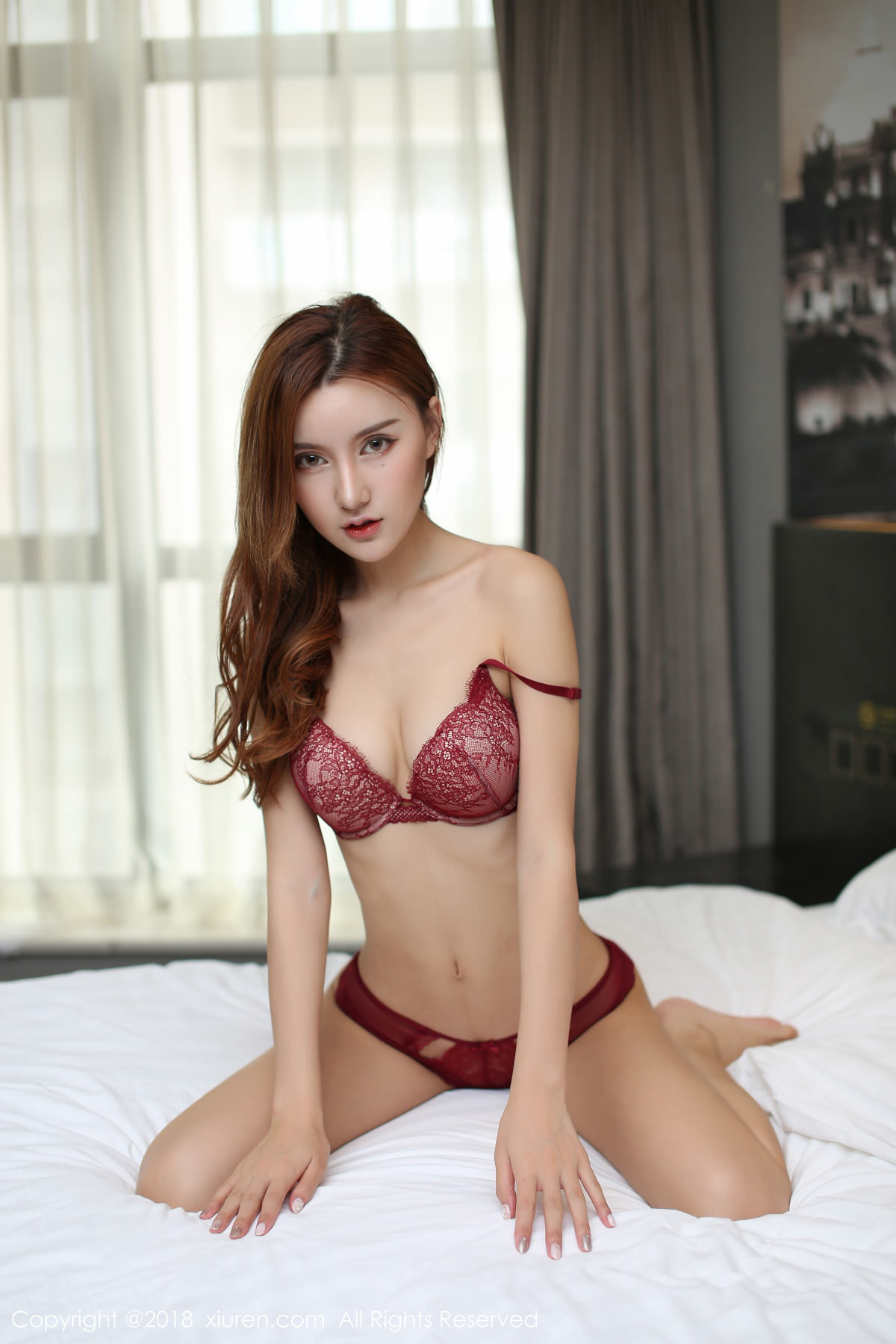 XiuRen No.1044 19P, Ji Meng, Xiuren