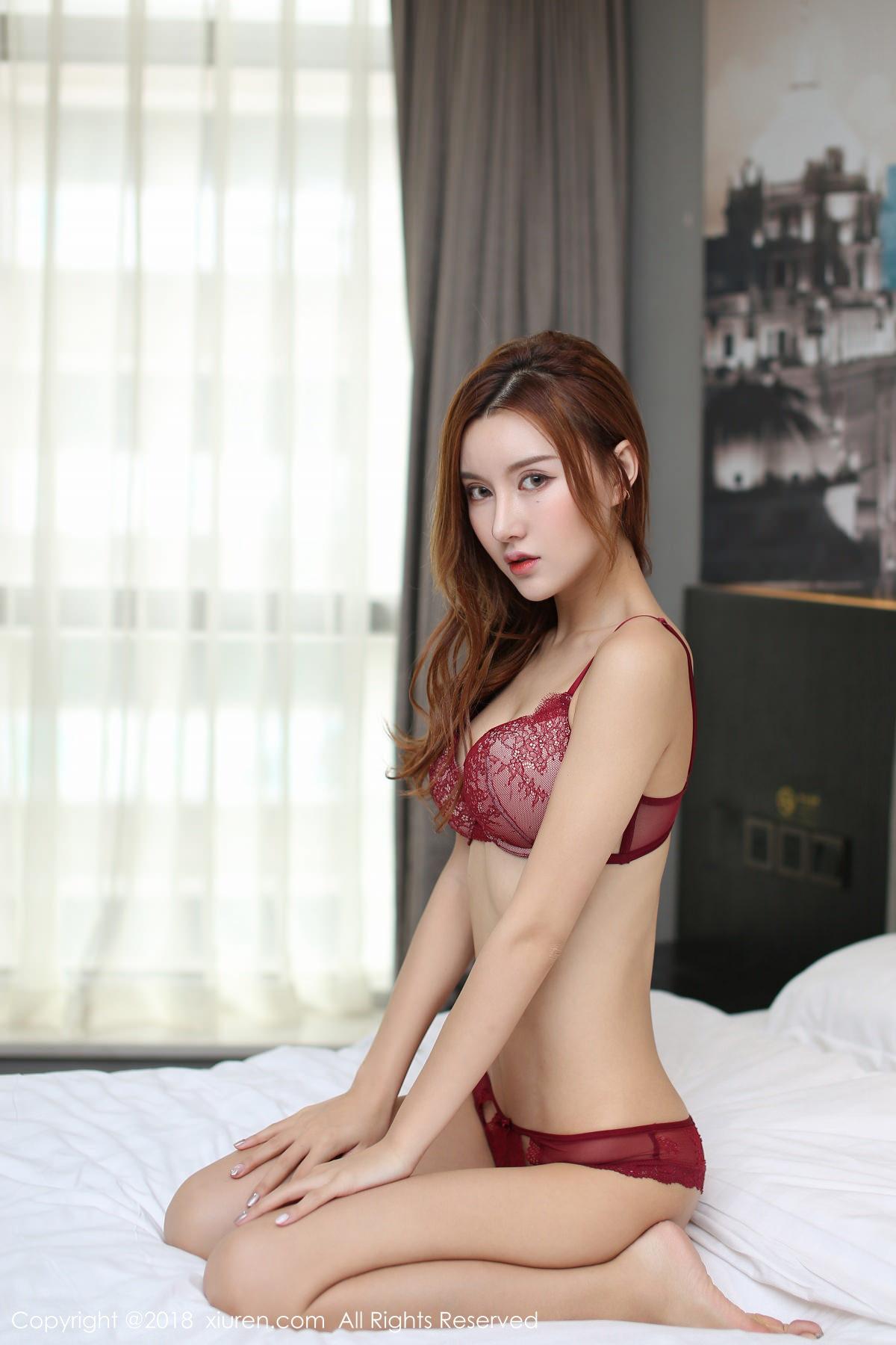 XiuRen No.1044 1P, Ji Meng, Xiuren