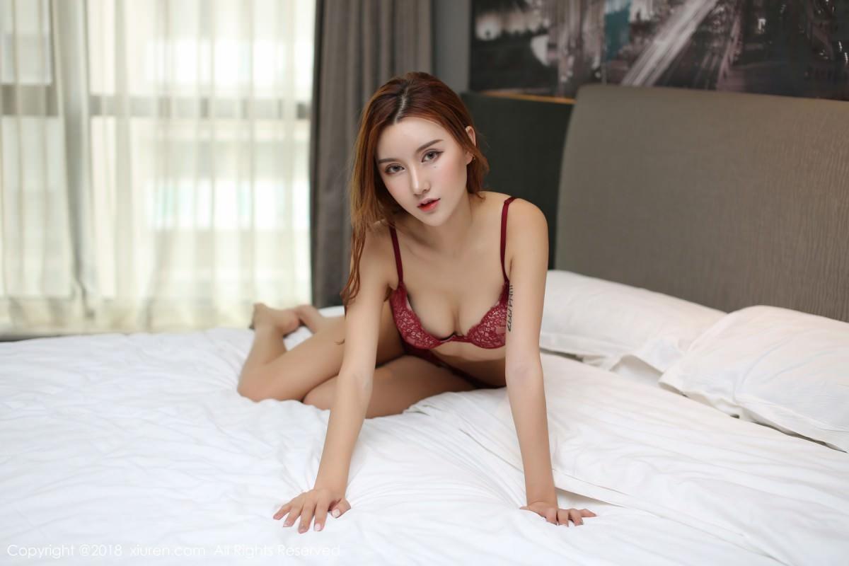 XiuRen No.1044 36P, Ji Meng, Xiuren