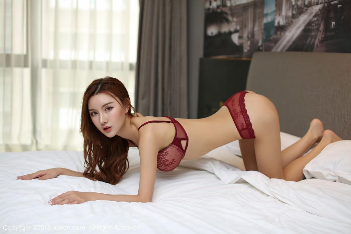 XiuRen No.1044 38P, Ji Meng, Xiuren