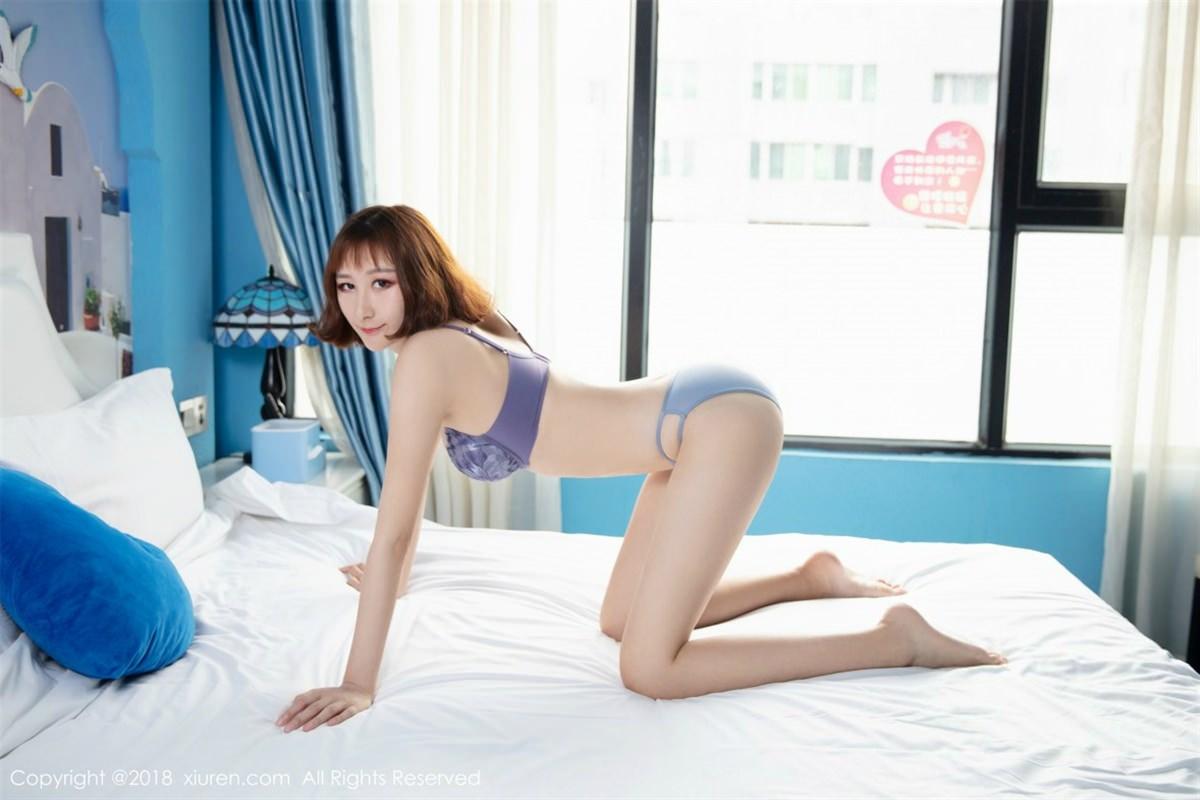 XiuRen No.1046 17P, Jiu Wei, Xiuren