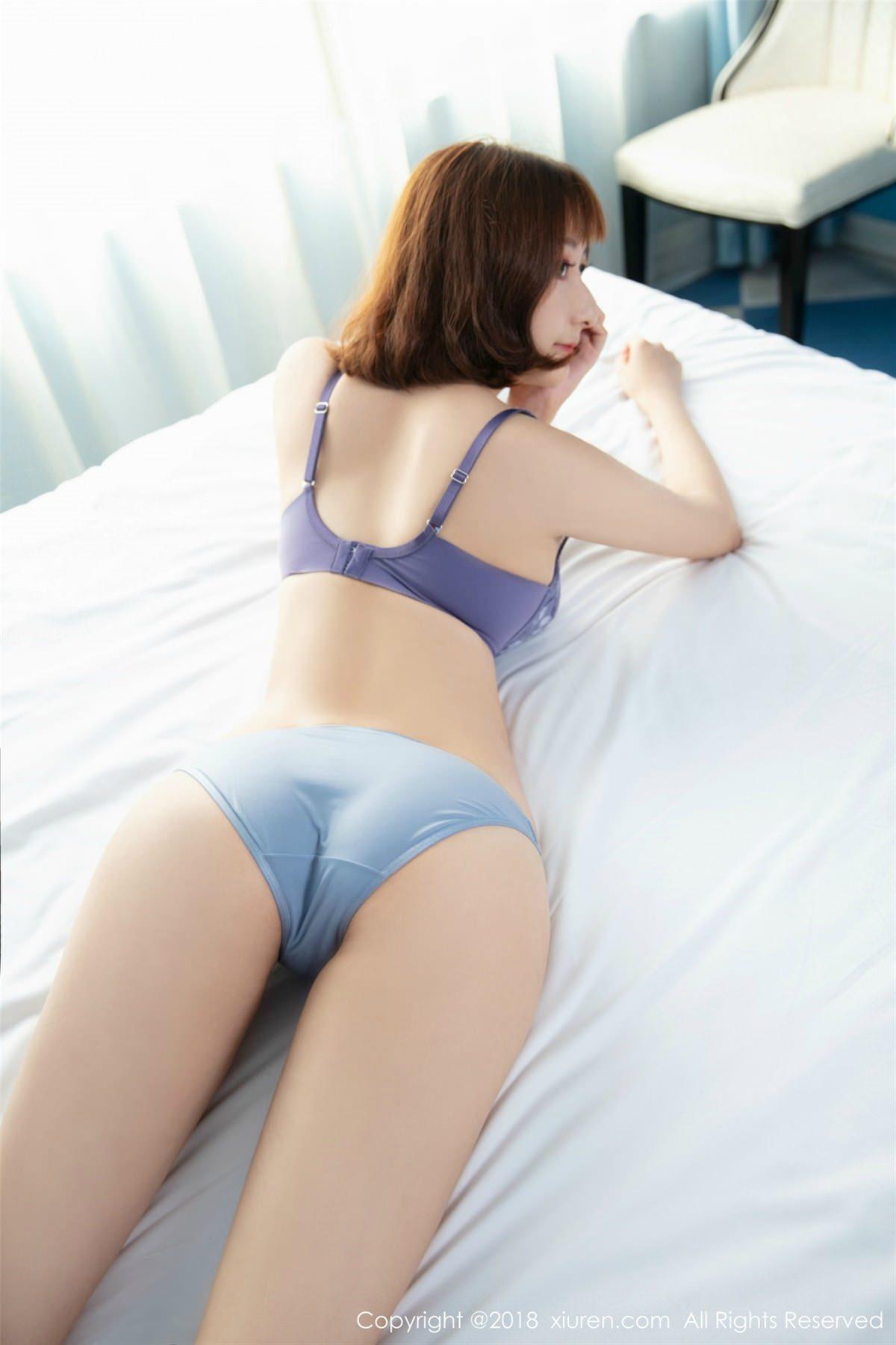 XiuRen No.1046 2P, Jiu Wei, Xiuren