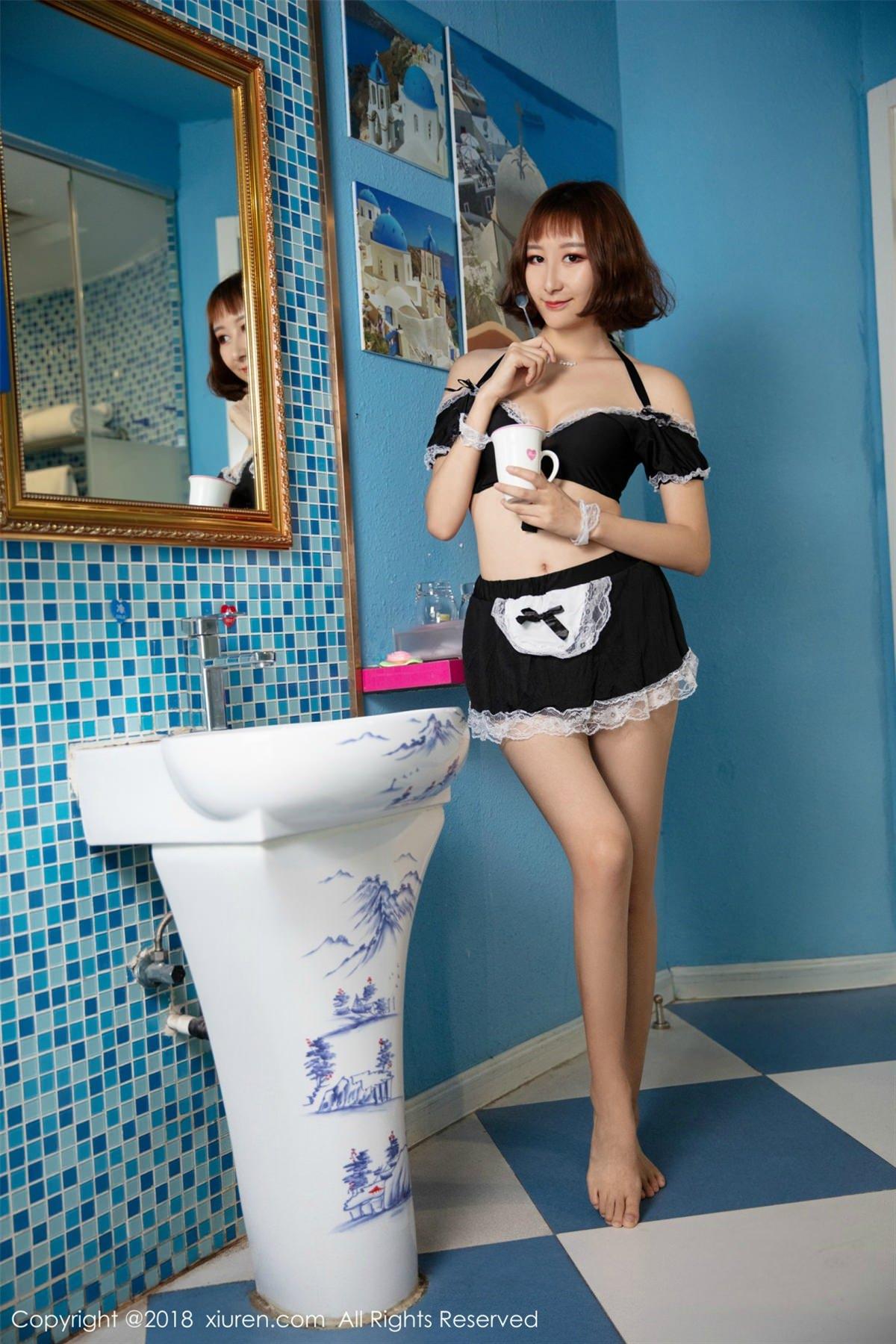 XiuRen No.1046 41P, Jiu Wei, Xiuren