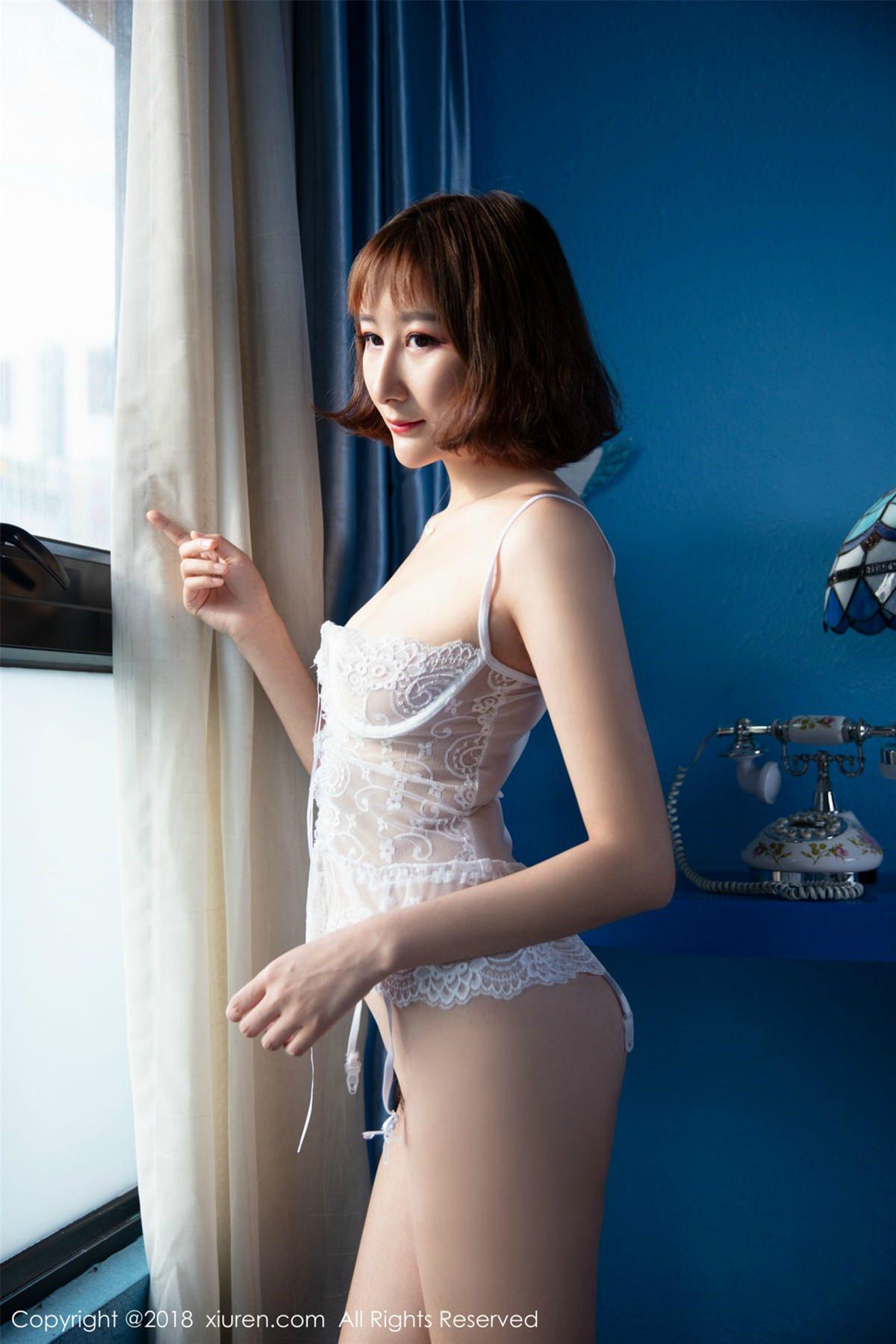 XiuRen No.1046 48P, Jiu Wei, Xiuren