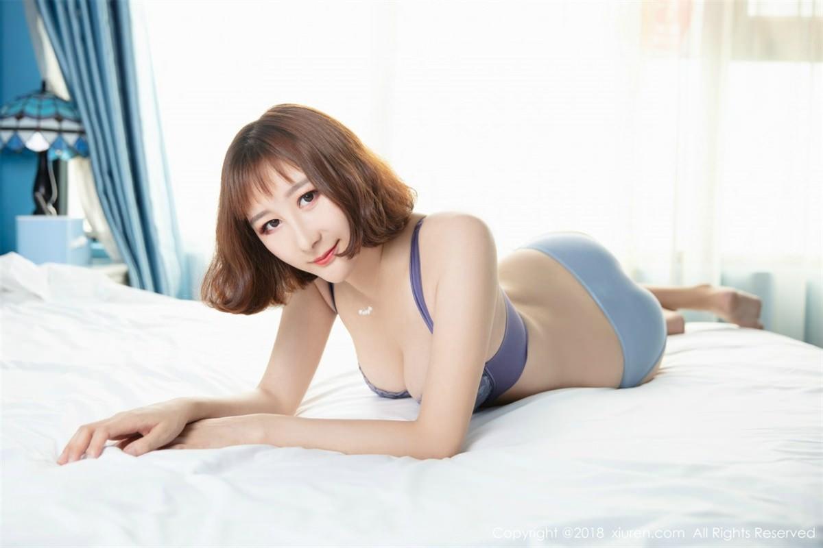 XiuRen No.1046 5P, Jiu Wei, Xiuren