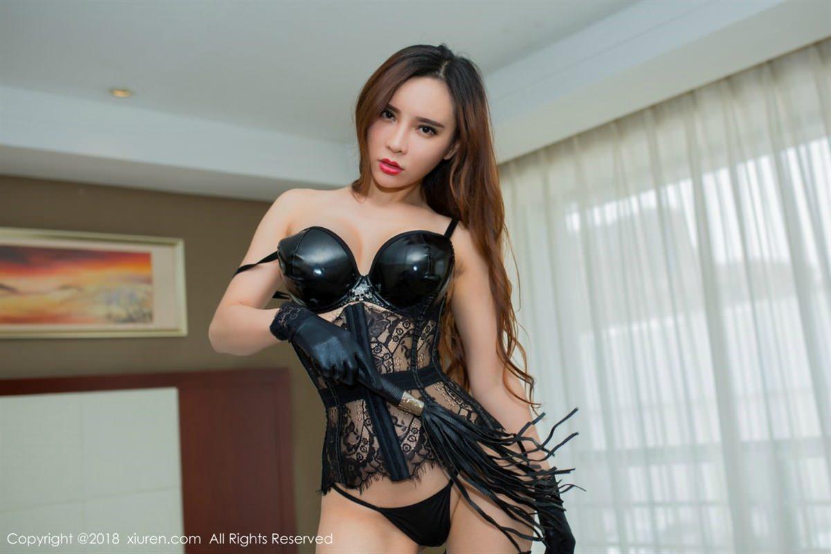 XiuRen No.1047 45P, Ai Xiao Qing, Xiuren