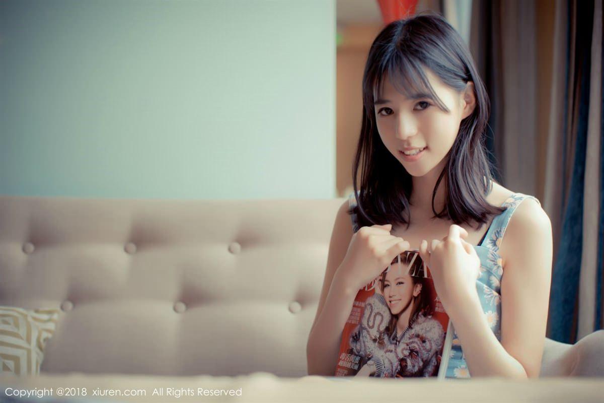 XiuRen No.1057 17P, Ai Li Li, Xiuren