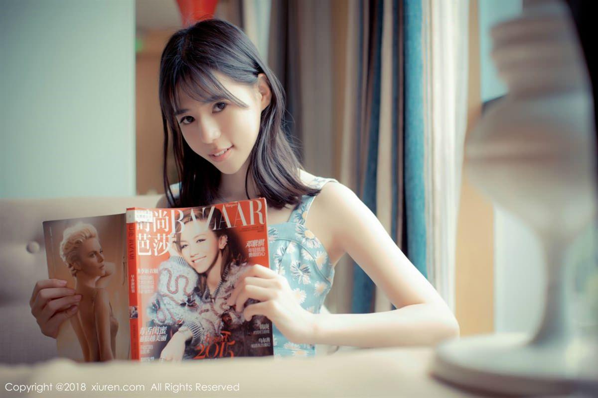 XiuRen No.1057 18P, Ai Li Li, Xiuren