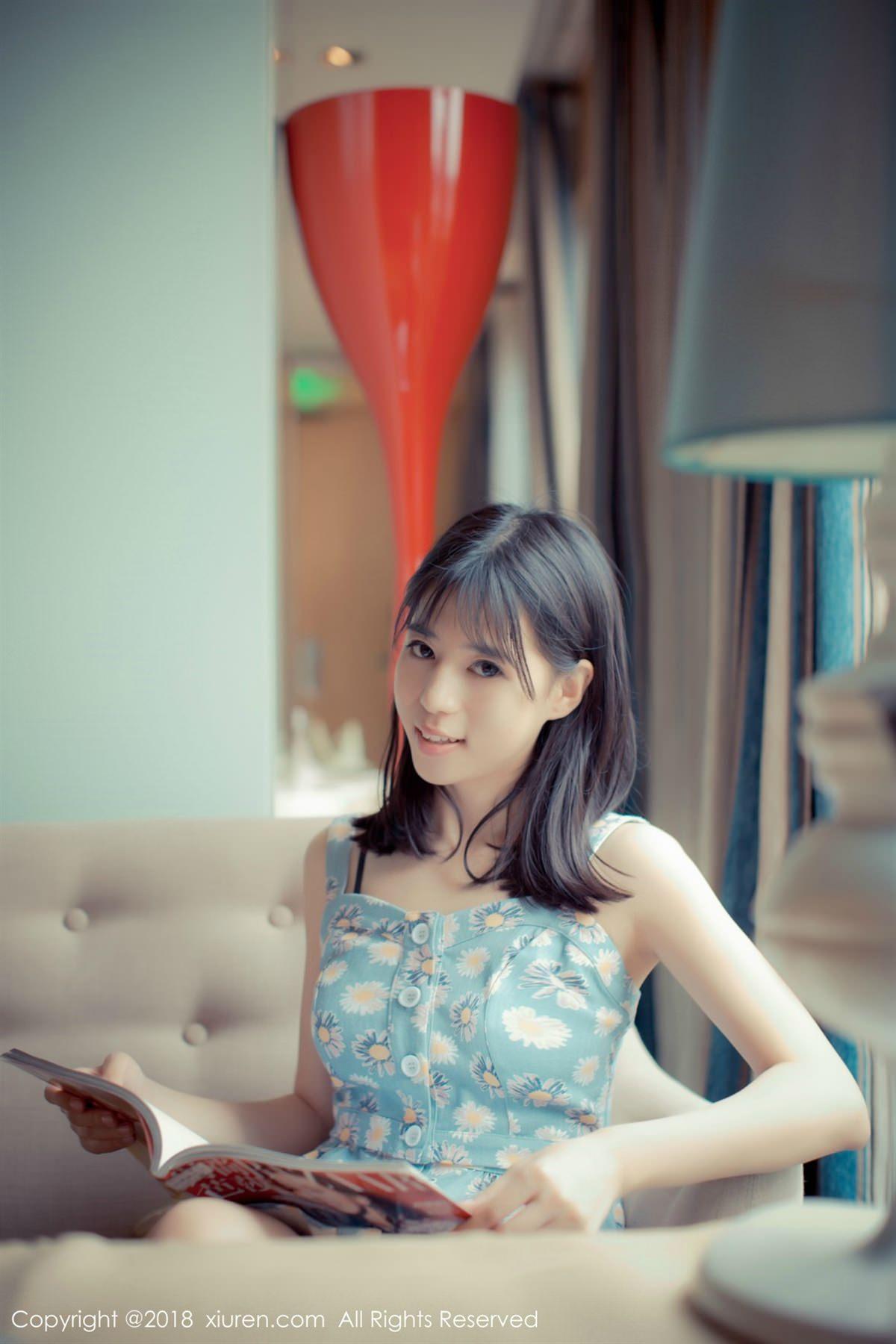 XiuRen No.1057 19P, Ai Li Li, Xiuren
