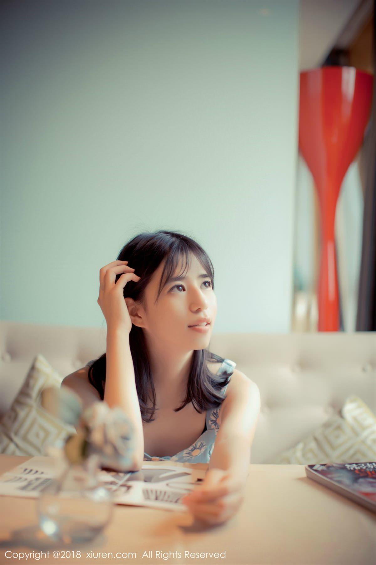 XiuRen No.1057 1P, Ai Li Li, Xiuren