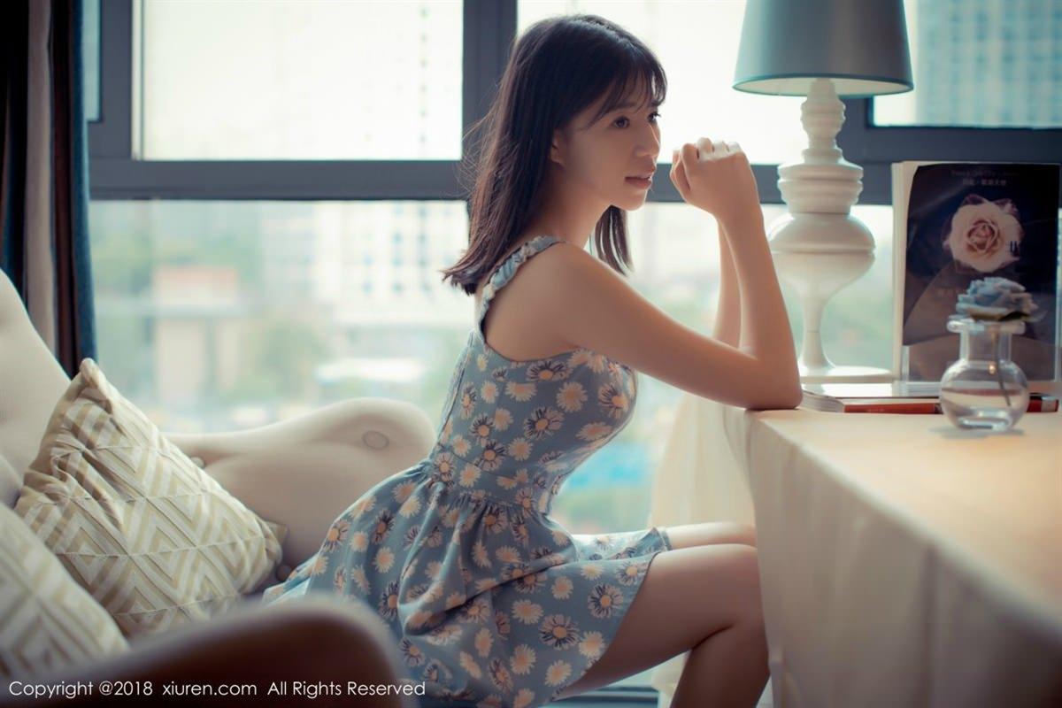 XiuRen No.1057 21P, Ai Li Li, Xiuren