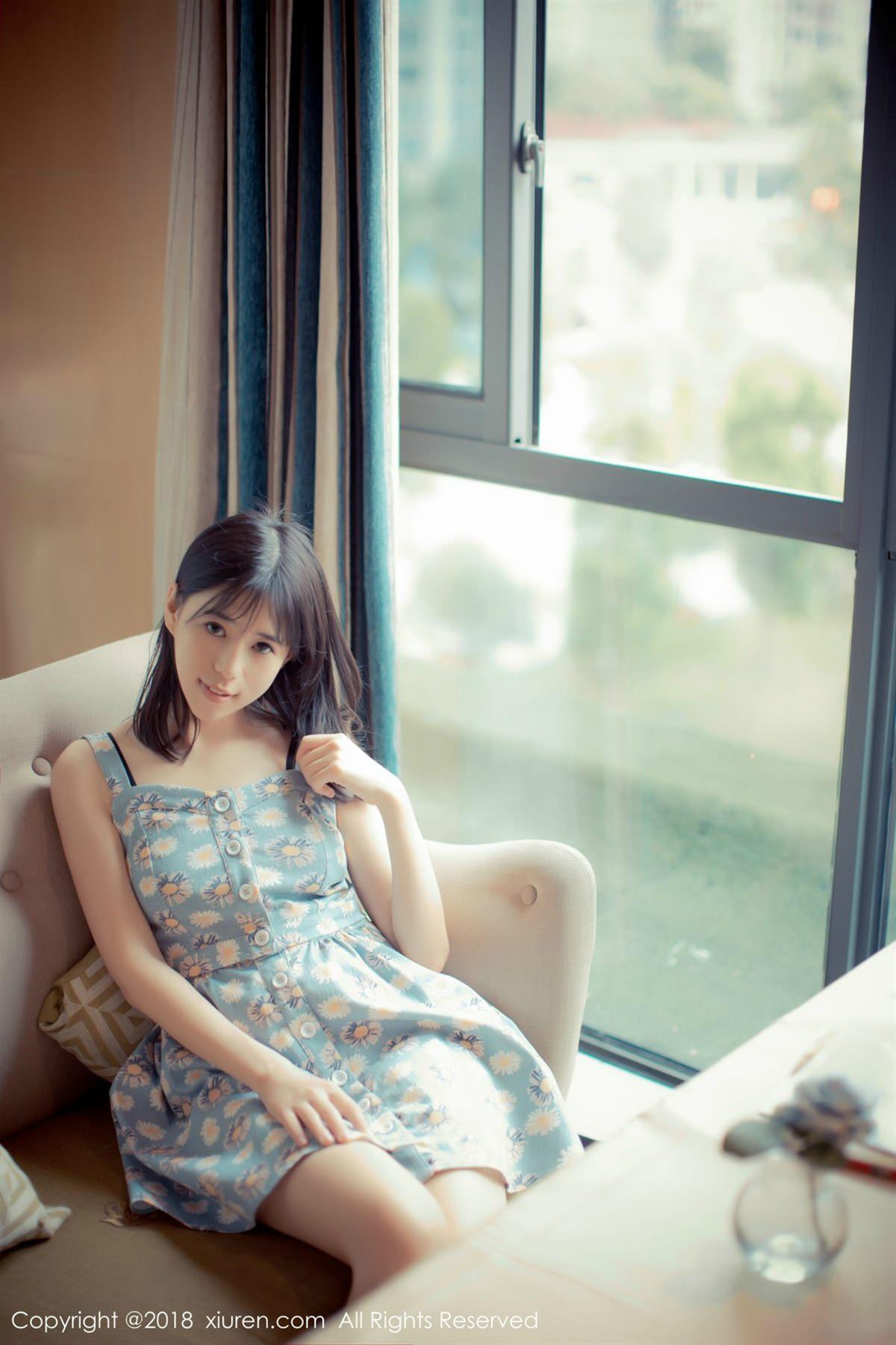 XiuRen No.1057 23P, Ai Li Li, Xiuren