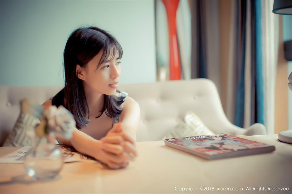 XiuRen No.1057 2P, Ai Li Li, Xiuren