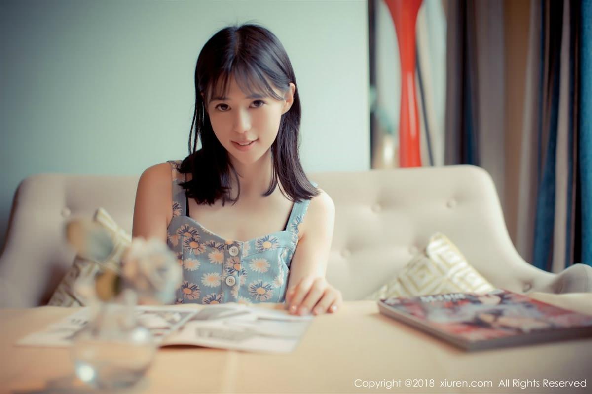 XiuRen No.1057 4P, Ai Li Li, Xiuren