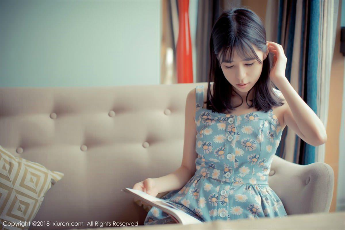 XiuRen No.1057 8P, Ai Li Li, Xiuren