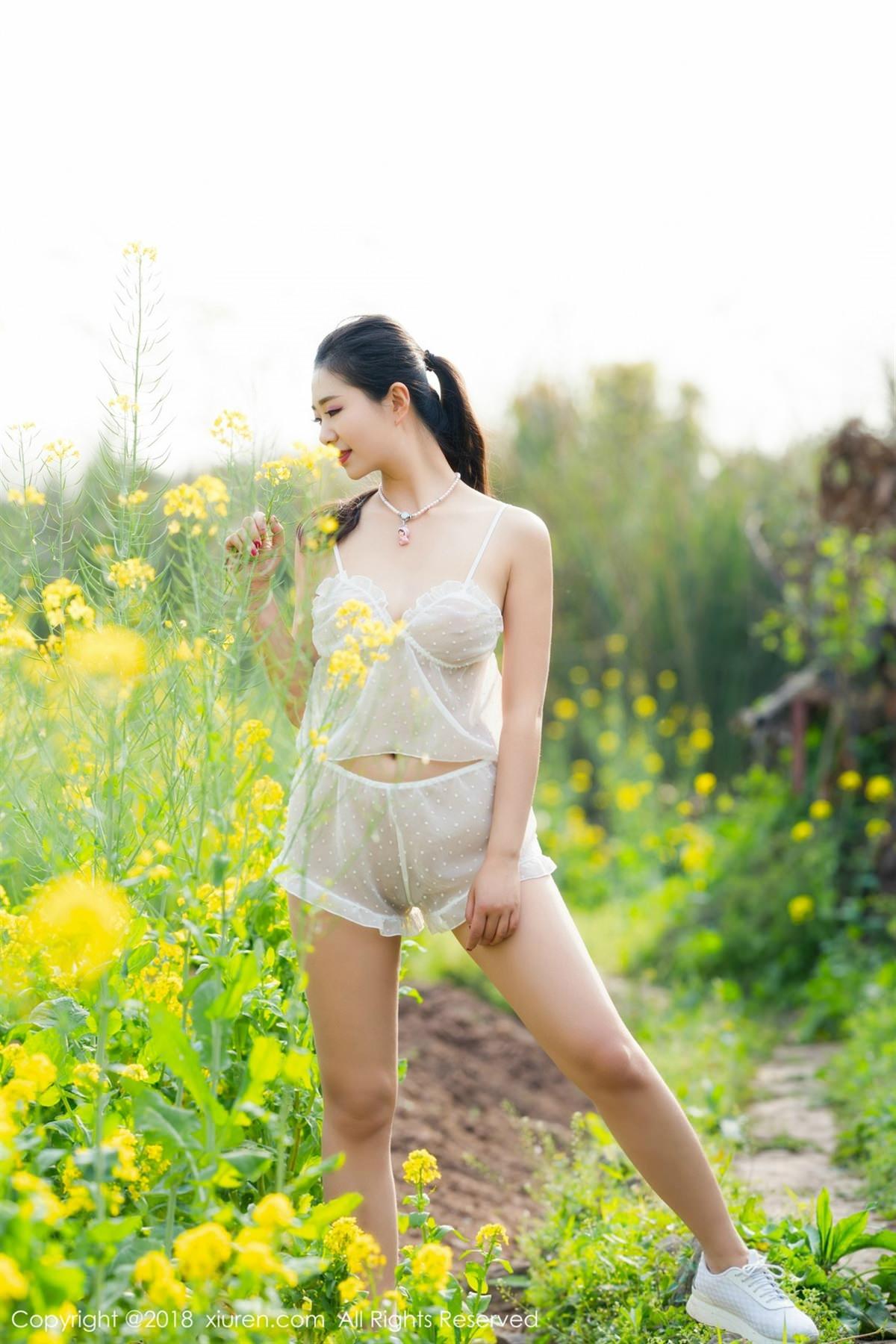 XiuRen No.1058 14P, Song Ki Ki, Xiuren