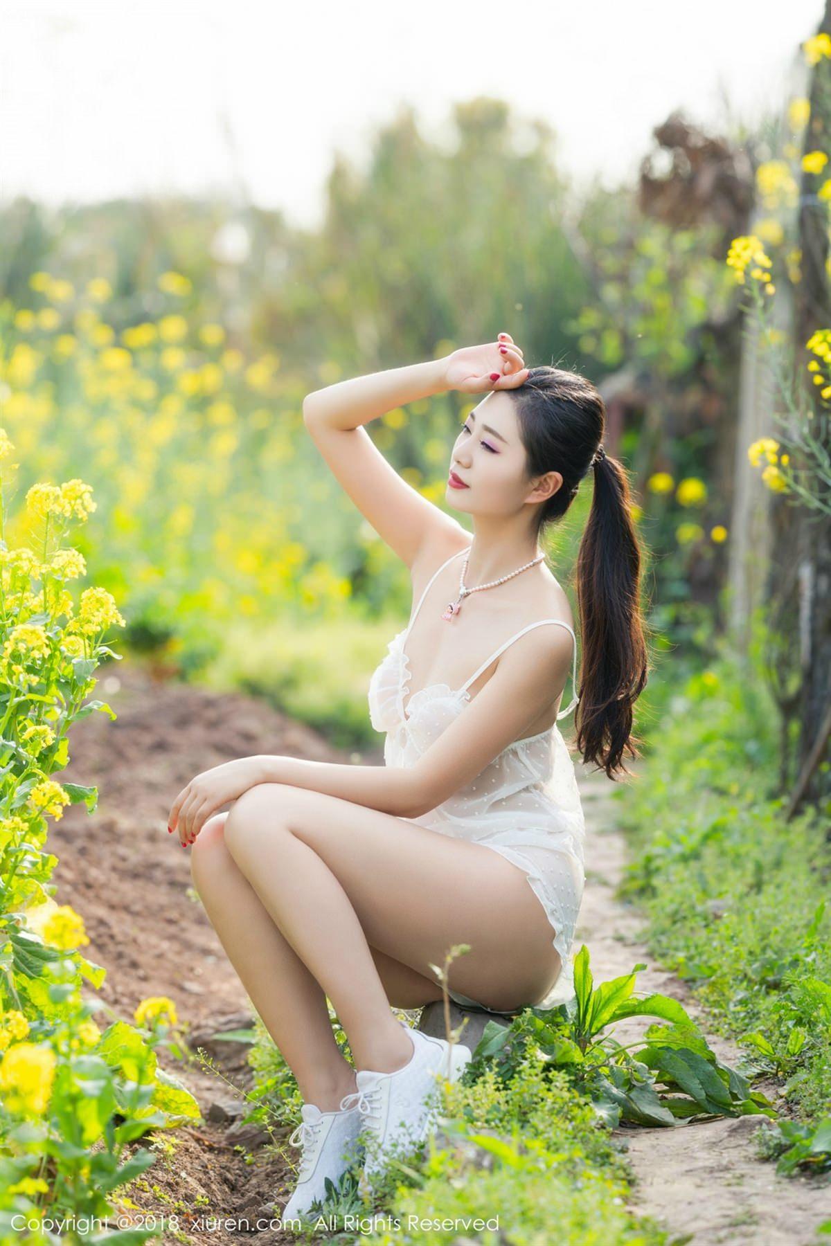 XiuRen No.1058 16P, Song Ki Ki, Xiuren