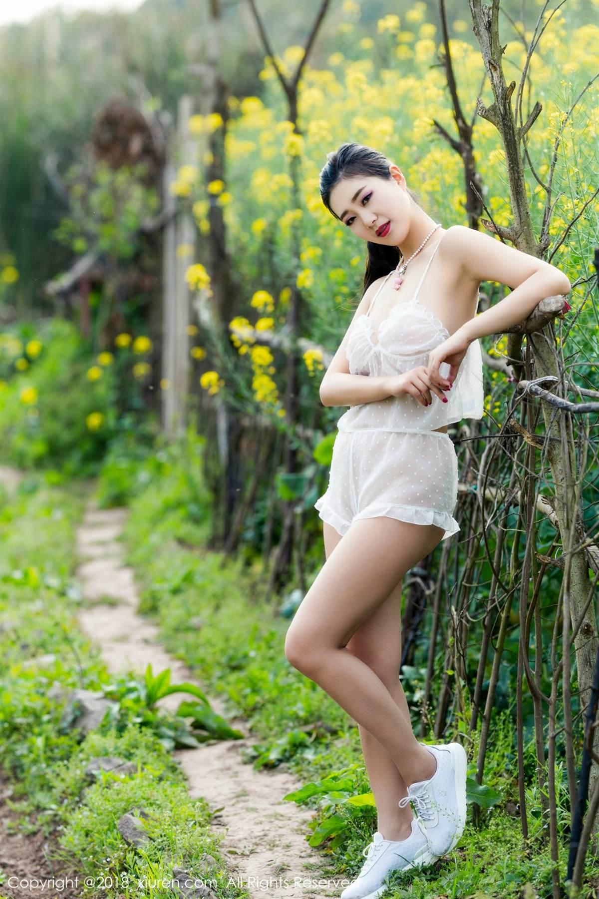 XiuRen No.1058 17P, Song Ki Ki, Xiuren
