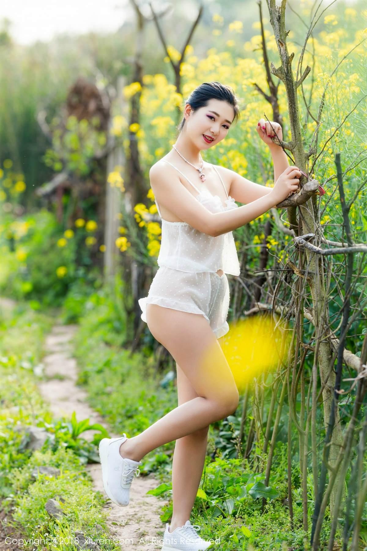 XiuRen No.1058 19P, Song Ki Ki, Xiuren
