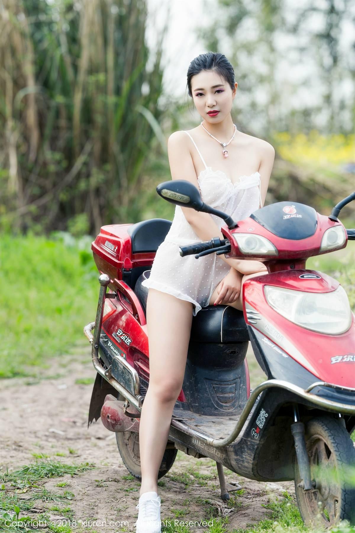 XiuRen No.1058 21P, Song Ki Ki, Xiuren