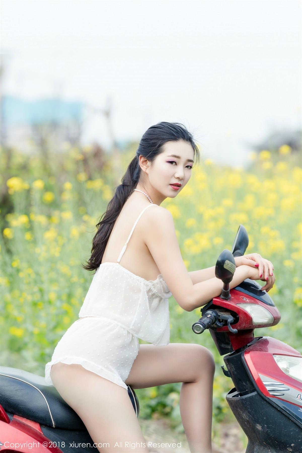 XiuRen No.1058 22P, Song Ki Ki, Xiuren