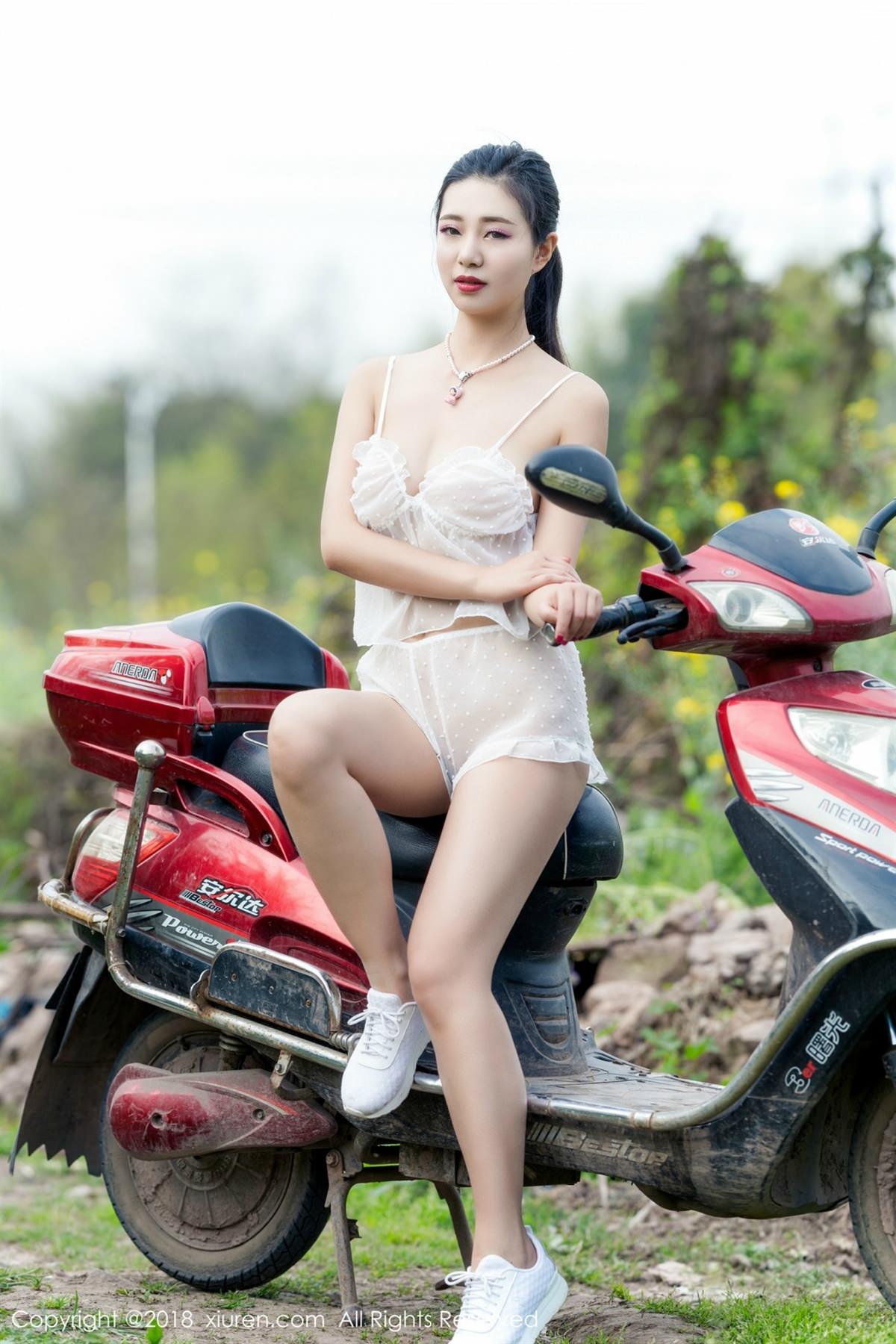 XiuRen No.1058 24P, Song Ki Ki, Xiuren