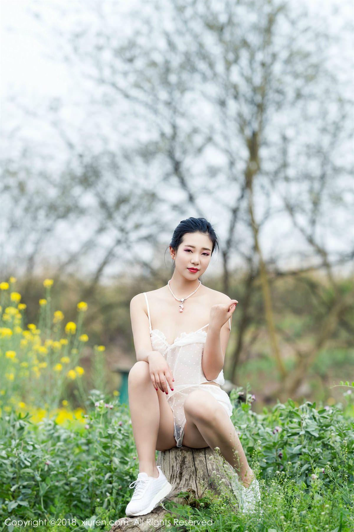 XiuRen No.1058 27P, Song Ki Ki, Xiuren