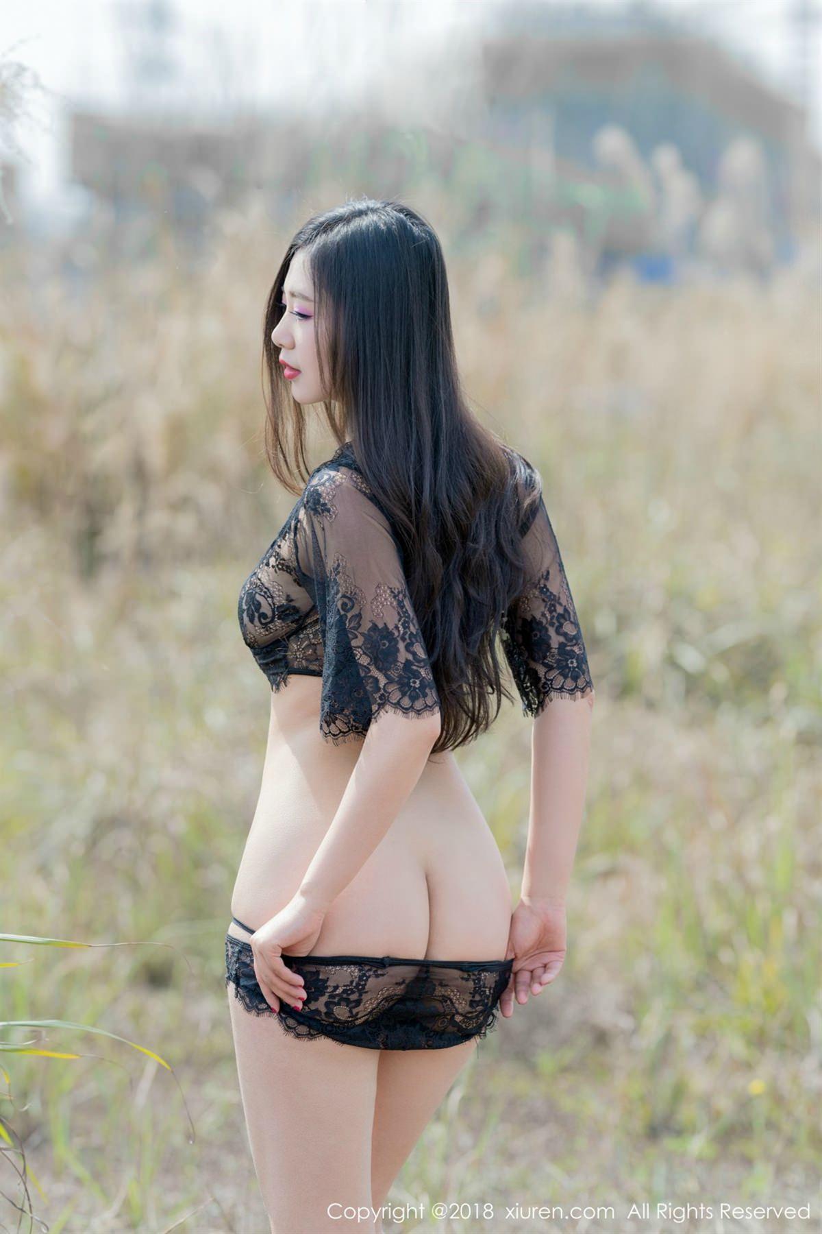 XiuRen No.1058 2P, Song Ki Ki, Xiuren