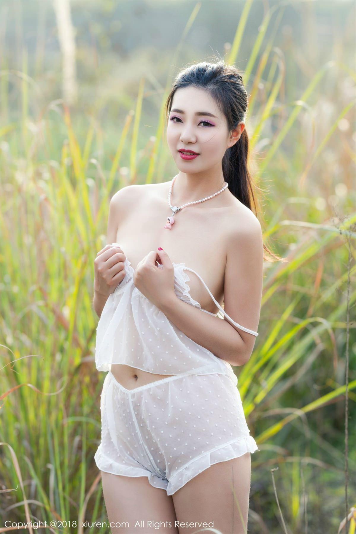 XiuRen No.1058 35P, Song Ki Ki, Xiuren
