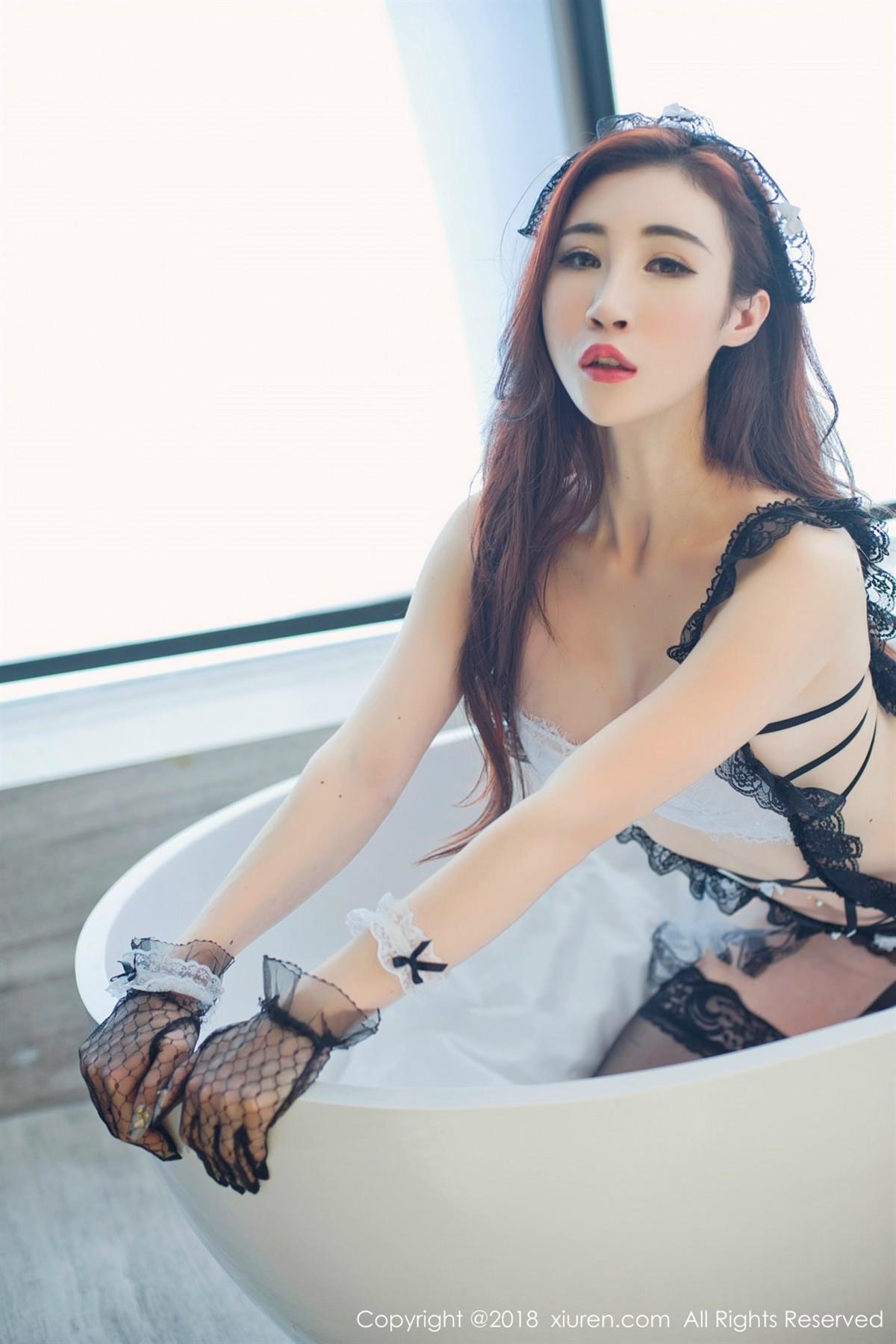 XiuRen No.1059 12P, Sun Meng Yao, Xiuren