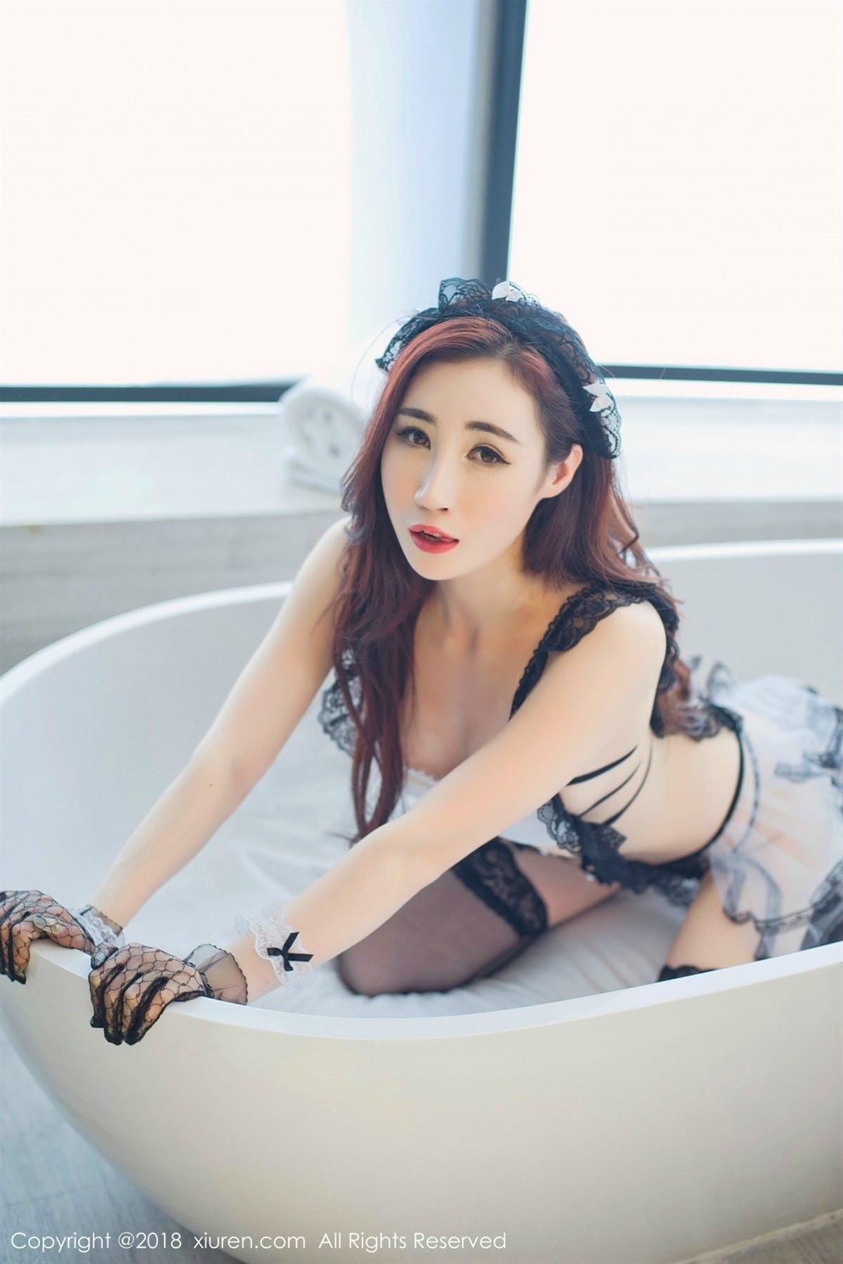 XiuRen No.1059 17P, Sun Meng Yao, Xiuren