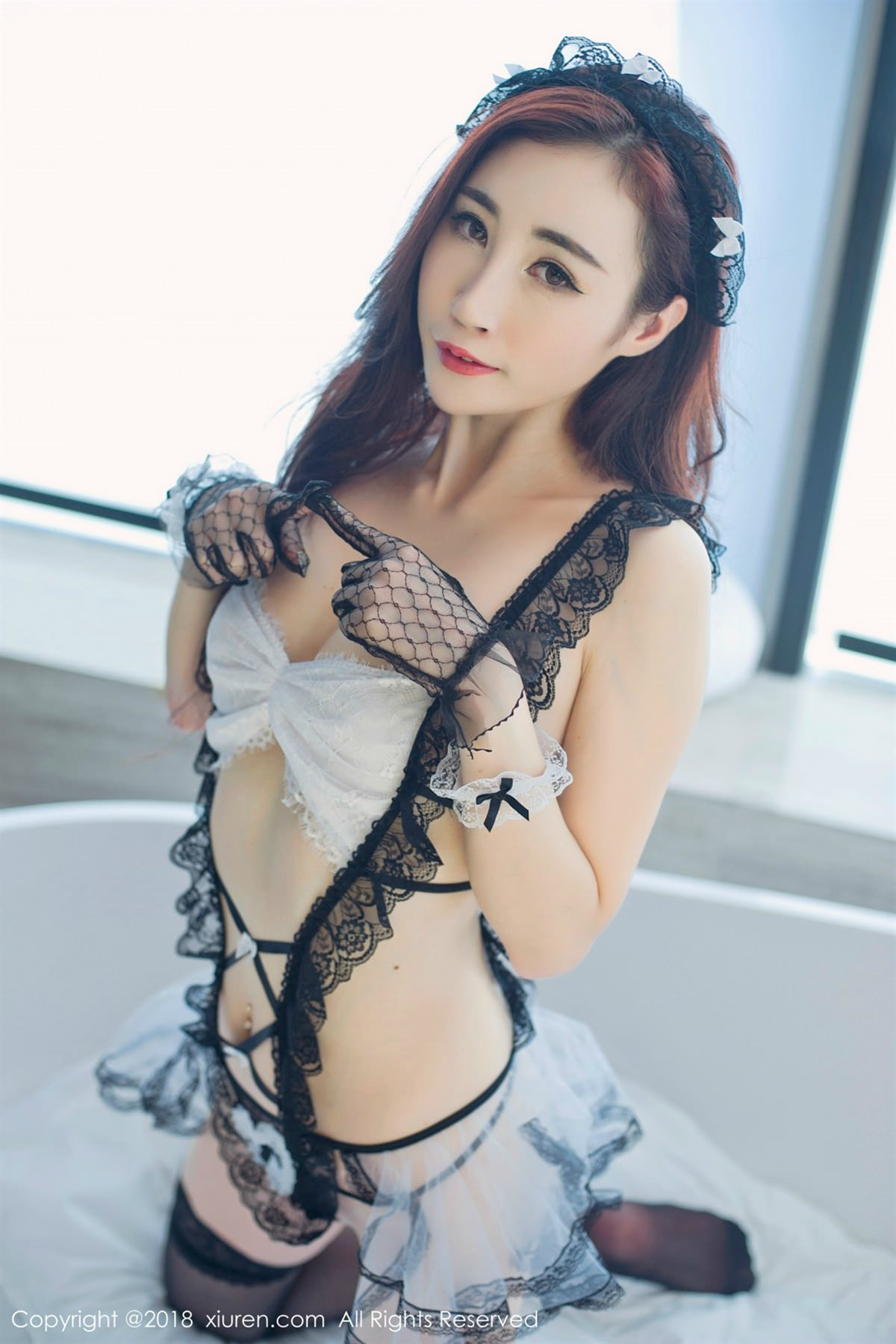 XiuRen No.1059 7P, Sun Meng Yao, Xiuren