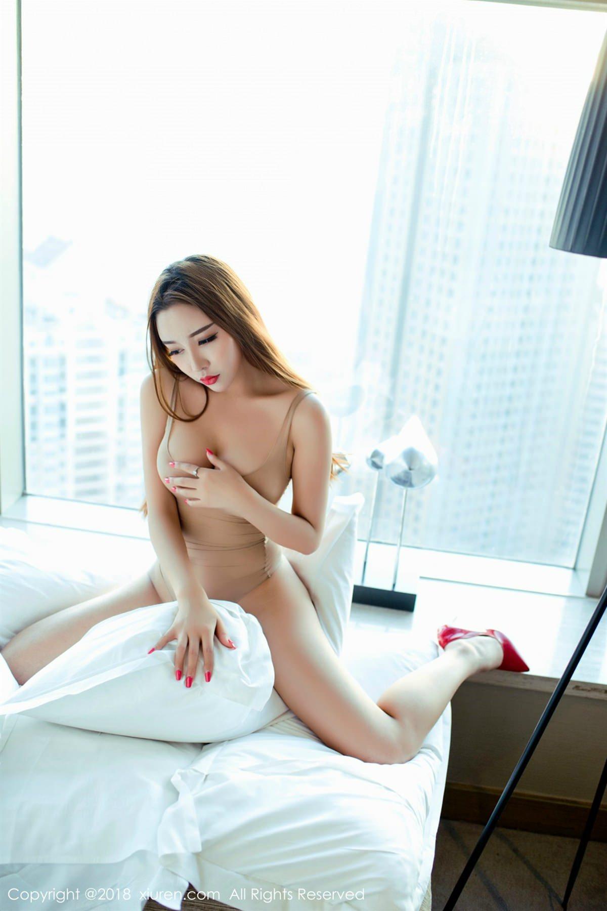 XiuRen No.1069 35P, Li Zi Xi, Xiuren
