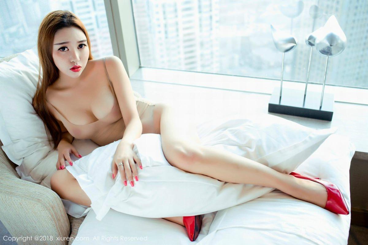 XiuRen No.1069 47P, Li Zi Xi, Xiuren
