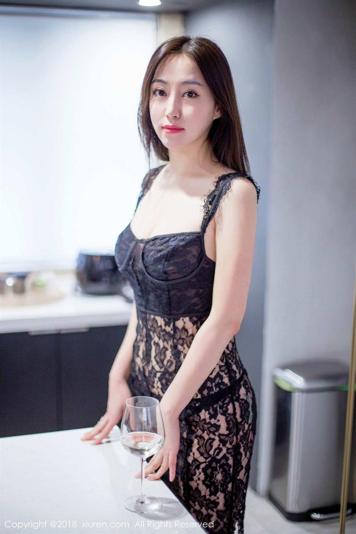 XiuRen No.1072 1P, Xiuren, Yi Wen Eva