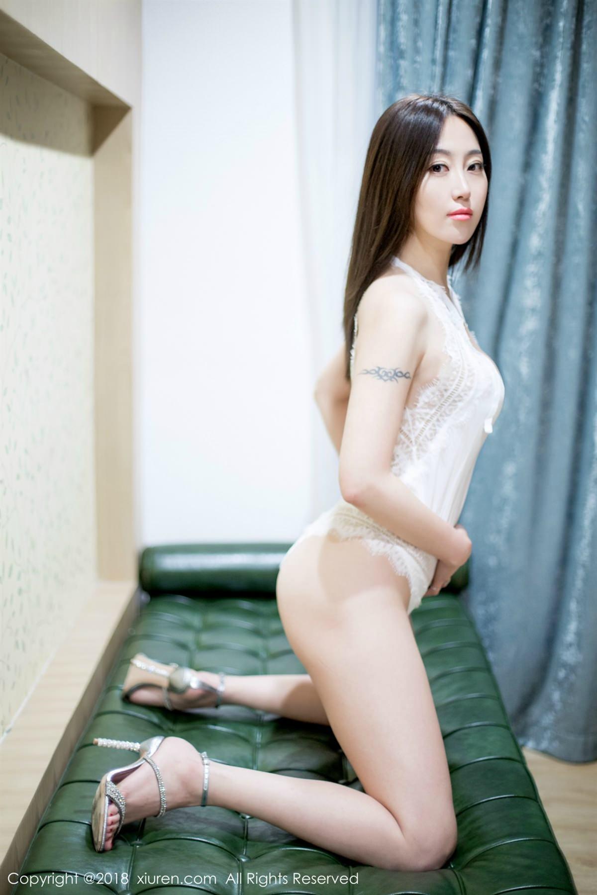 XiuRen No.1072 28P, Xiuren, Yi Wen Eva
