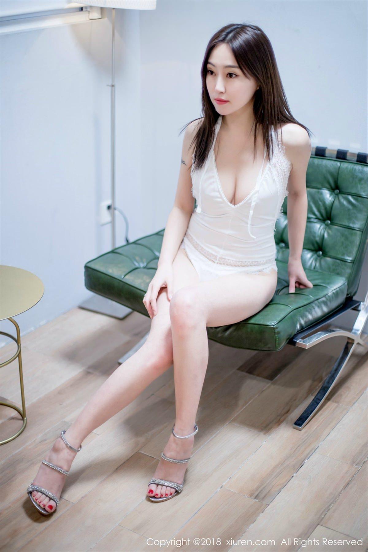 XiuRen No.1072 37P, Xiuren, Yi Wen Eva