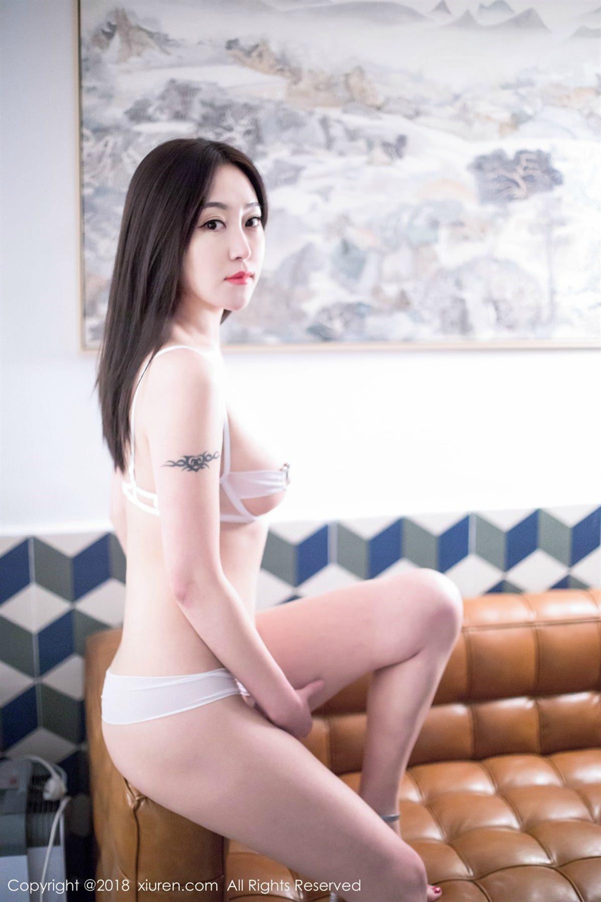 XiuRen No.1072 40P, Xiuren, Yi Wen Eva
