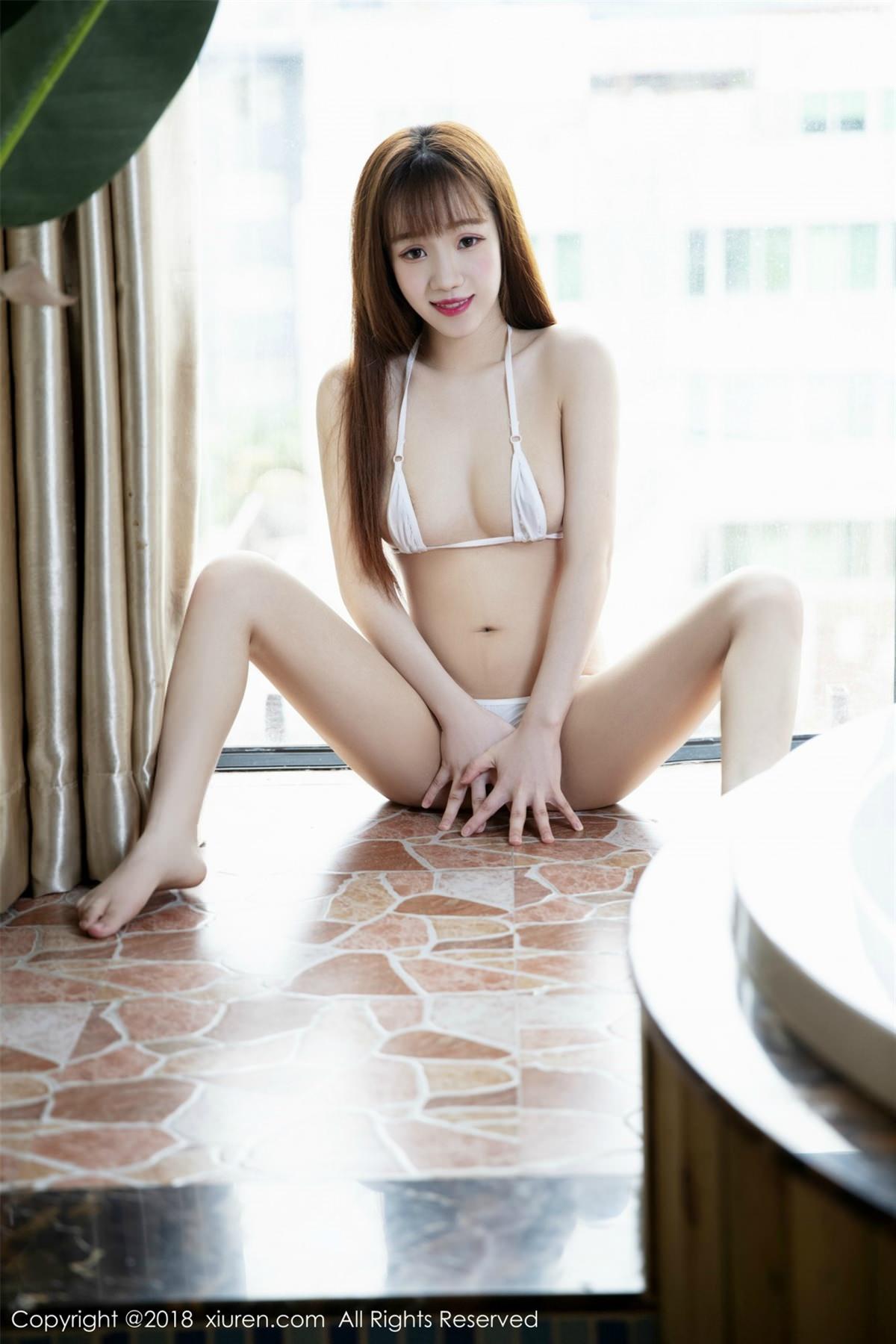 XiuRen No.1075 12P, Baby Jia Yin, Xiuren