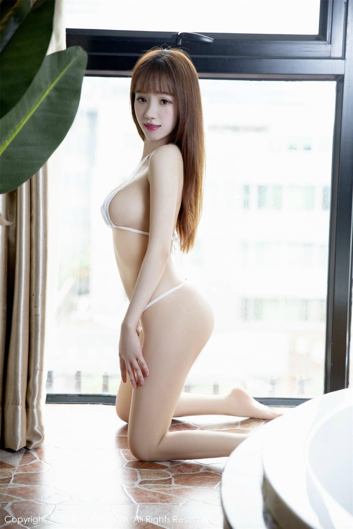 XiuRen No.1075 2P, Baby Jia Yin, Xiuren