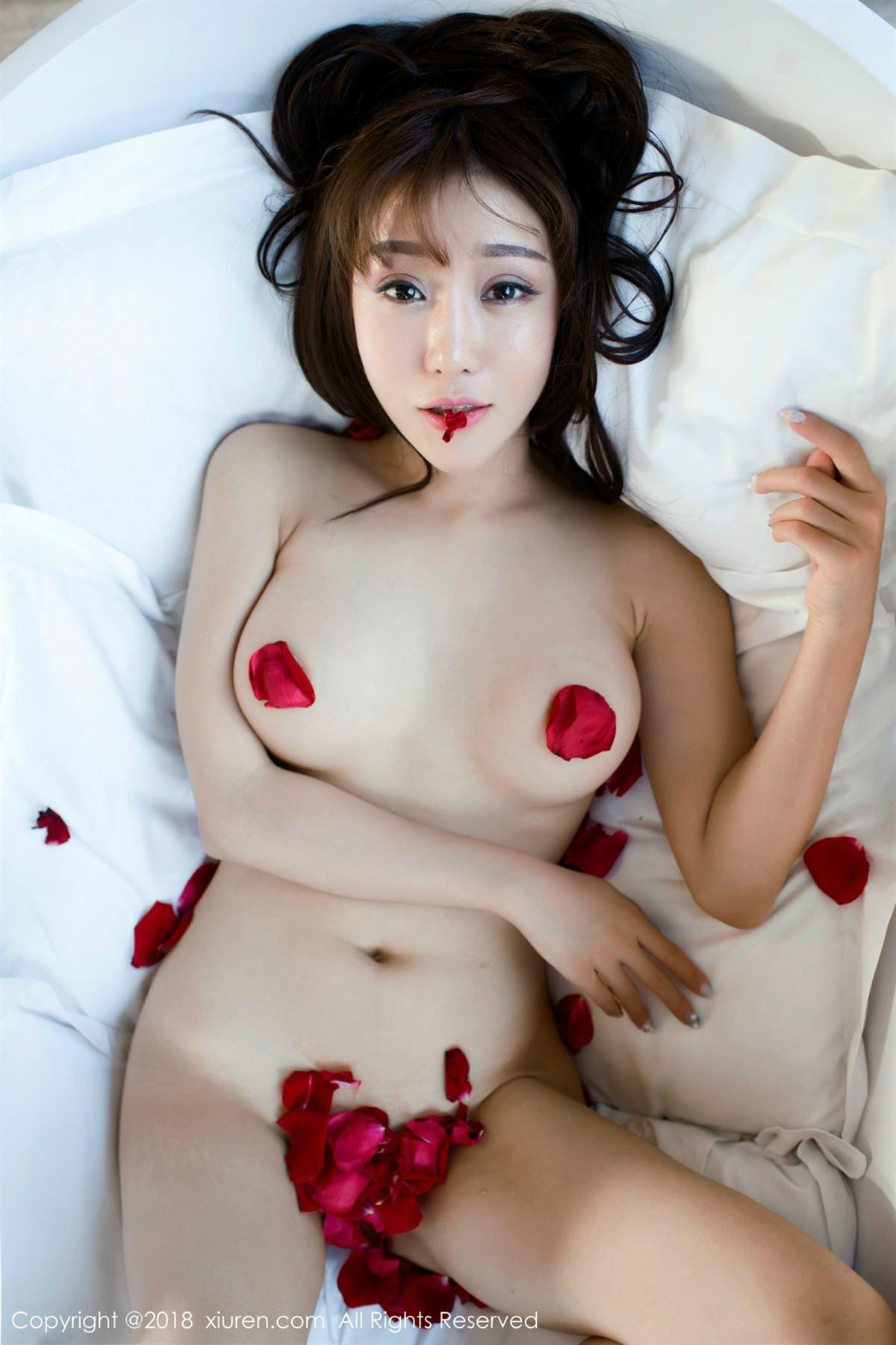 XiuRen No.1079 46P, Xian Mi Er, Xiuren