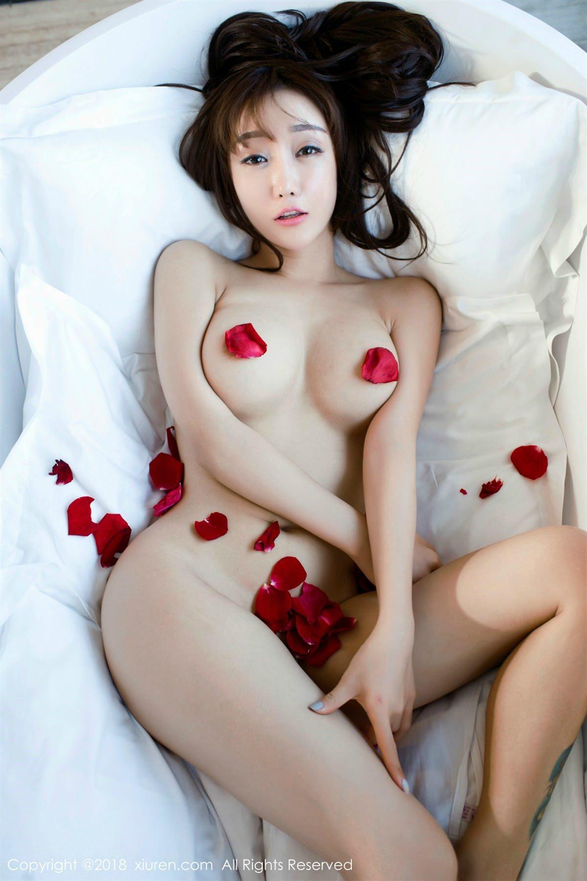 XiuRen No.1079 48P, Xian Mi Er, Xiuren